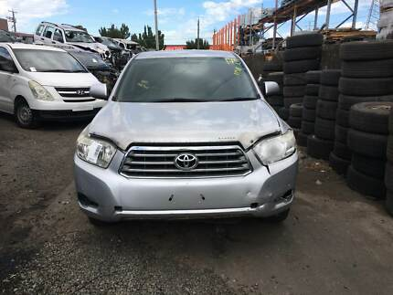 Toyota Kluger 2008 45 Series 2WD **NOW WRECKING** Thomastown Whittlesea Area Preview
