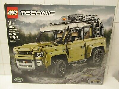 LEGO® Technic ™ Land Rover Defender 42110 Building Kit (2573 pieces) *open box*