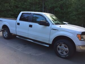 2012 F150 xlt 4x4 for sale