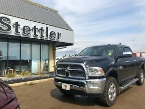 2017 Ram 2500 LARAMIE DIESEL! LEATHER! NAV! REMOTE START!