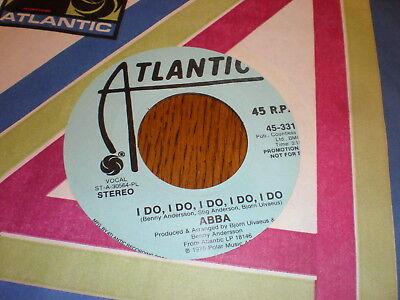 Abba 45 I Do I Do I Do I Do I Do PROMO ATLANTIC