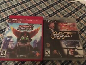 007 legends and ratchet clank futures