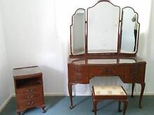 7 Piece Queen Anne Bedroom Suite Coombabah Gold Coast North Preview