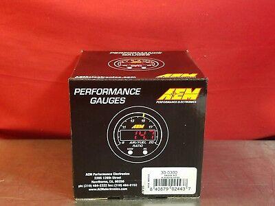 AEM X-Series Wideband UEGO Air/Fuel Sensor Controller Gauge 30-0300