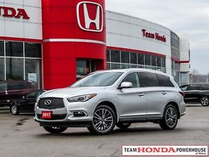 2017 Infiniti QX60 Base-*NO ACCIDENTS|DVD PLAYER IN HEAD RESTS|N