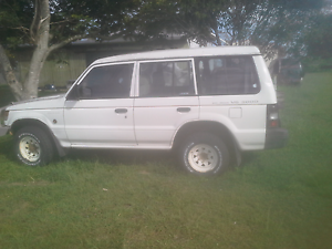 Two pajeros for sale rather both gone at once. Proserpine Whitsundays Area Preview