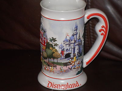 "DISNEYLAND ""Main Street USA"" Ceramic Stein"