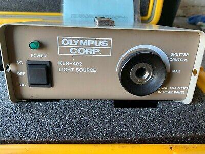 Olympus Kls-402leu-13p Borescope Light Source