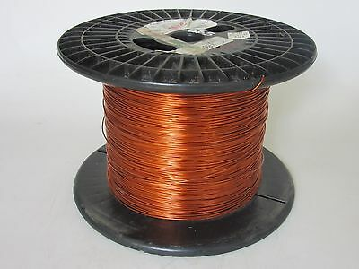 15 Awg  24 Lbs. Essex Allex Heavy Enamel Coated Copper Magnet Wire