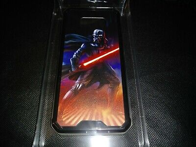 Star Wars Darth Vader Samsung Galaxy S8+ Plus Cell Phone Case Disney NEW