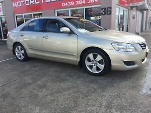 2008 TOYOTA AURION AT-X,rego, rwc, Automatic,low kms, CHEAP!! Nerang Gold Coast West Preview