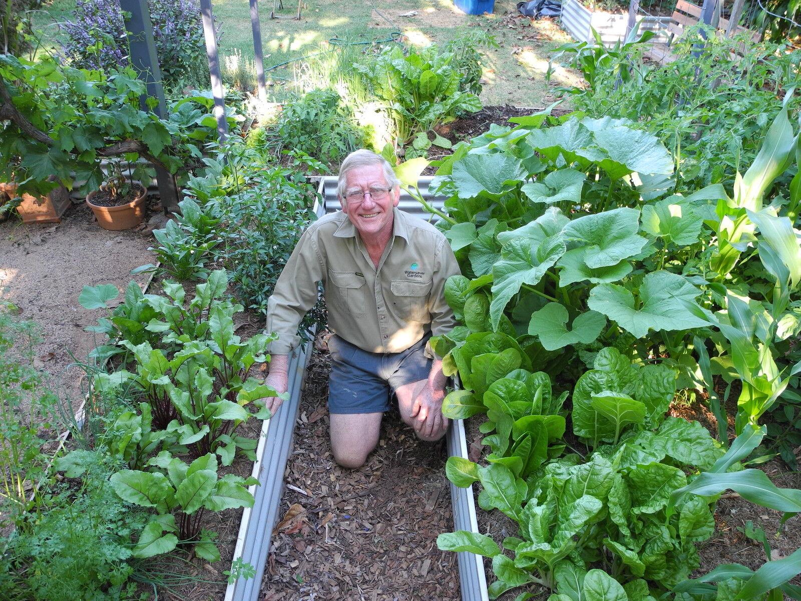 Water saver gardens