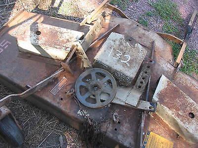 Woods 59 Belly Mower Brackets For International Ih Farmal A B C Tractor
