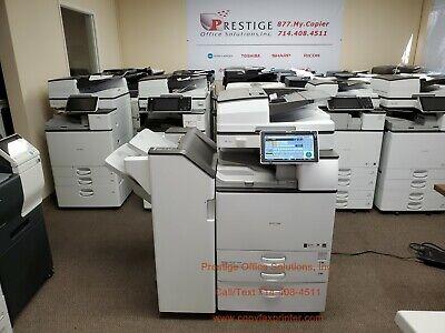 Ricoh Mp 5055 Blackwhite Copier Printer Scanner Meter 16k See Video Below