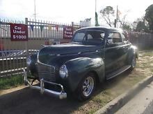 1940 Dodge Roadster Coupe Immaculate Original with RWC Swap Trade Kingston Logan Area Preview