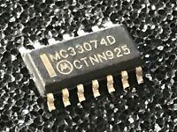 Op Amps MC33179D 14 pin SOIC by Motorola 5pcs 4.95 HU812