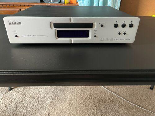 Lexicon RT-20 SACD / SVCD / DVD Disc Player