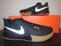 c217525426f Men s Nike Zoom Live II Basketball Shoes -Black- Style  AH7566 001 -Sz