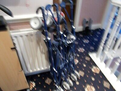 Double buggy in blue (pushchair) for sale  Ruislip