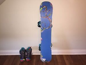 Trade women's snowboard for iPhone