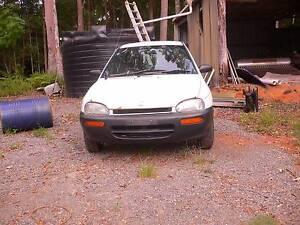 1994 Mazda 121 Sedan Maleny Caloundra Area Preview