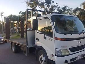2003 Hino Dutro 4 Medium Tow Truck Rocklea Brisbane South West Preview