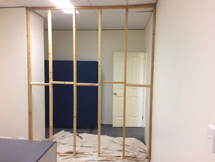 Carpentry work wanted Camira Ipswich City Preview