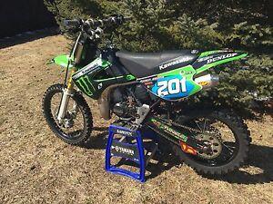 2010 KX100 Mint Condition