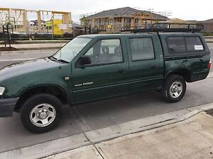 2001 Holden Rodeo Ute Roxburgh Park Hume Area Preview