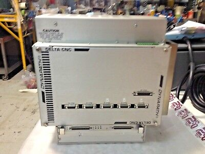 Autocon Dynapath Cnc System 40mu