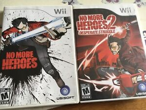 No More Heroes 1 and 2