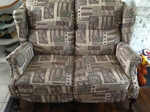 Divan causeuse love seat