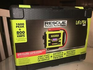 Reacue  Portable Power Pack -New, Never Opened