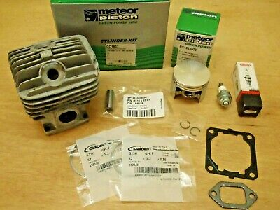 Meteor cylinder piston kit for Stihl MS460, 046 52mm with gaskets Italy Caber