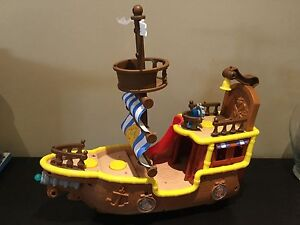 Jake and the Neverland Pirates Musical Pirate Ship Cambridge Kitchener Area image 1