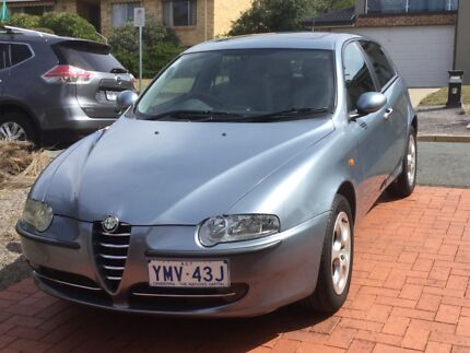 2003 Alfa Romeo 147 Hatchback Curtin Woden Valley Preview