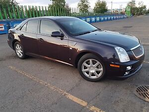2006 Cadillac STS AWD ONLY 101k km's trade or sell