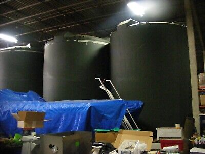 12000 Gallon Poly Processing Vertical Storage Tank In Nj
