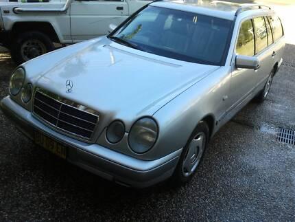 1996 Mercedes-Benz E230 Wagon Vincentia Shoalhaven Area Preview