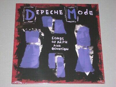 DEPECHE MODE Songs of Faith and Devotion 180g LP gatefold New Sealed Vinyl