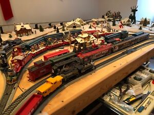 Train collection hobby FOR adult