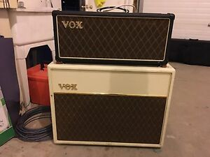 Trade My AC30 Head And HW Vox Cab For Your Fender Combo