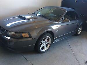 Mustang 2003 GT convertible