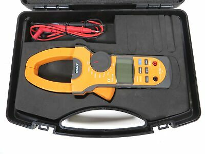 Tenma 72-7228 1000a True Rms Compact Clamp Meter Case