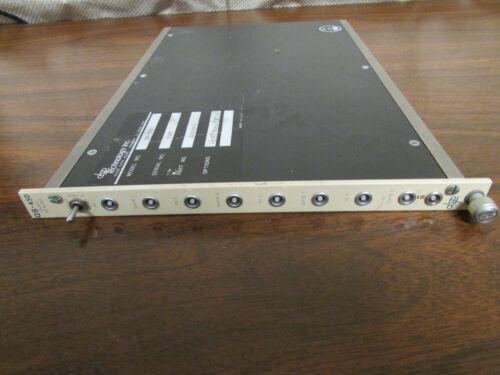 DSP Technology QS-450 Quad Scaler Hoffman Grop Option CAMAC Plugin