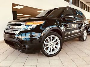 Ford Explorer V6 LIMITED 4x4 AWD Cuir, Toit Pano,GPS