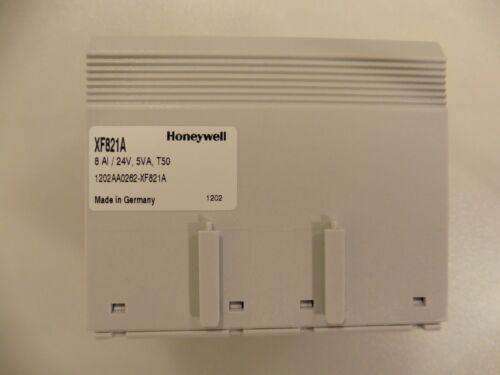 HONEYWELL XF821A ANALOG INPUT MODULE