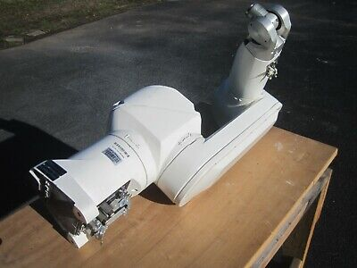 Staubli Rx-60b L Robotic Arm And Electronics