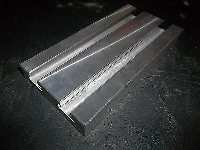 Sacrificial aluminum T-slot plate, t-slotted fixture table - 4