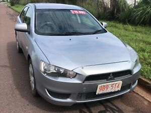 2011 Mitsubishi Lancer Hatchback Winnellie Darwin City Preview